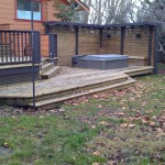 Deck Built in Victoria